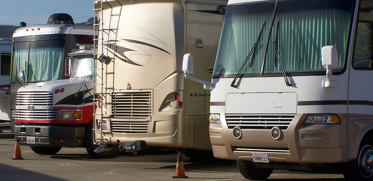 Camarillo Self Storage RV Parking