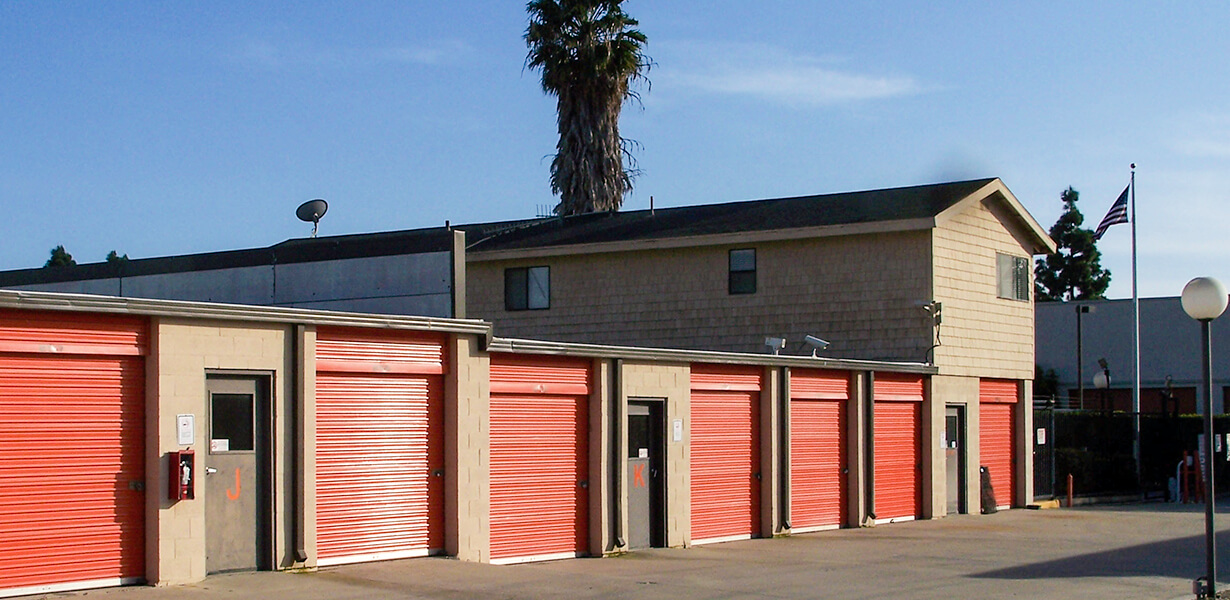Storage Units at Camarillo Self Storage